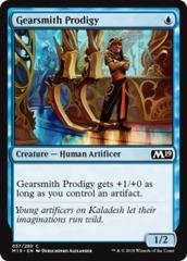 Gearsmith Prodigy - Foil