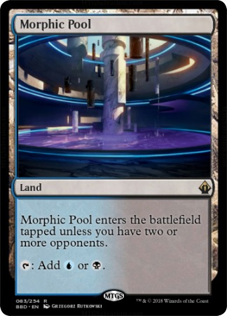 Morphic Pool - Foil