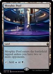 Morphic Pool - Foil on Channel Fireball