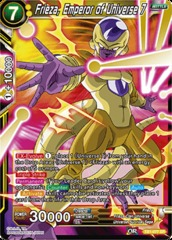 Frieza, Emperor of Universe 7 - TB1-077 - SR