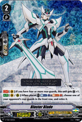 Blaster Blade - V-TD01/004EN (Artwork: A - Foil - RRR) on Channel Fireball
