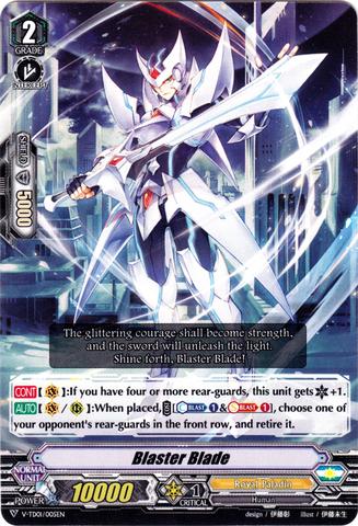 Blaster Blade - V-TD01/005EN