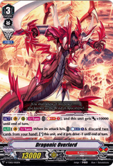 Dragonic Overlord - V-TD02/002EN on Channel Fireball