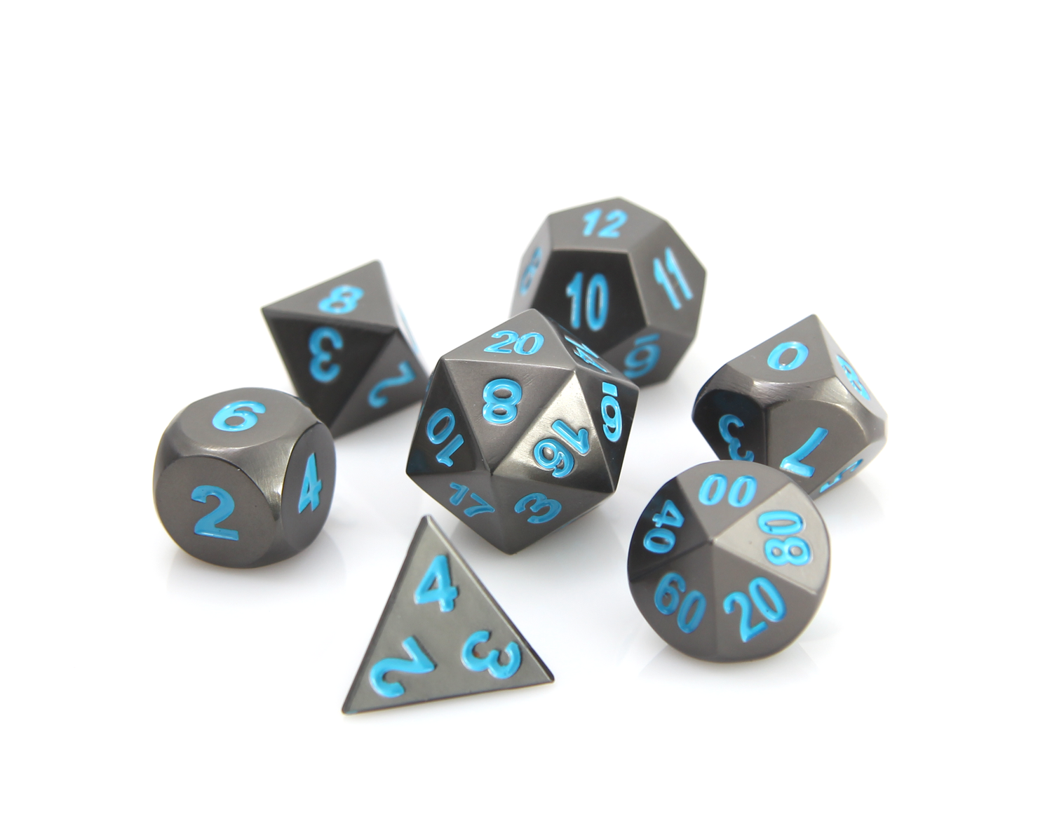RPG Set - Gunmetal Rainbow
