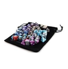 6 Set Alloy Bundle + Satin-Lined Velvet Bag
