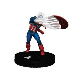 Captain America, Principled - 025 - Super Rare