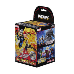 Marvel HeroClix: Avengers Infinity Booster