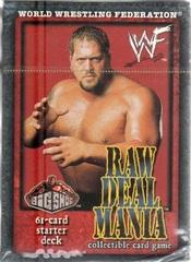 Raw Deal Mania Big Show Starter Deck