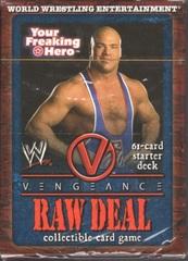 Raw Deal Vengeance Your Freaking Hero Starter Deck