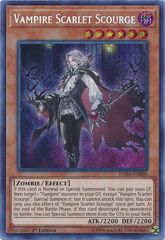 Vampire Scarlet Scourge - DASA-EN005 - Secret Rare - 1st Edition