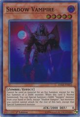 Shadow Vampire - DASA-EN012 - Super Rare - 1st Edition