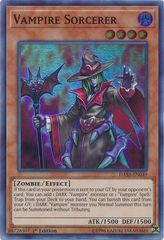 Vampire Sorcerer - DASA-EN049 - Super Rare - 1st Edition