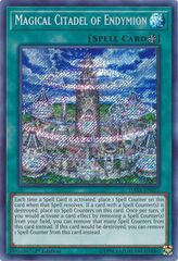 Magical Citadel of Endymion - DASA-EN055 - Secret Rare - 1st Edition