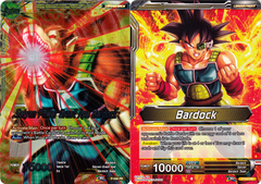 Bardock // Saiyan Power Great Ape Bardock - P-046 - PR on Channel Fireball