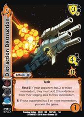 Distraction Destruction