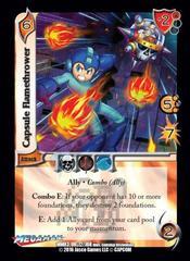 Capsule Flamethrower
