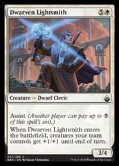 Dwarven Lightsmith
