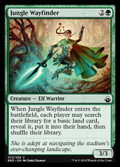 Jungle Wayfinder - Foil