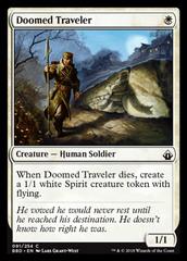 Doomed Traveler - Foil on Channel Fireball