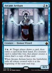 Arcane Artisan - Foil on Channel Fireball