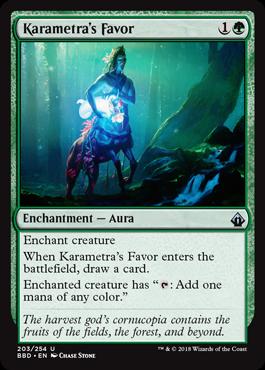 Karametras Favor - Foil