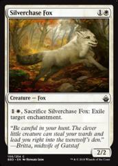 Silverchase Fox - Foil