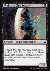 Prakhata Club Security - Foil