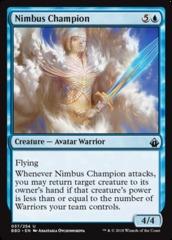 Nimbus Champion - Foil