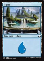Island (251) - Foil