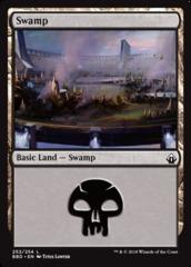Swamp (252) - Foil