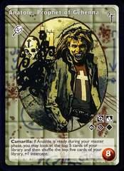 Anatole, Prophet of Gehenna