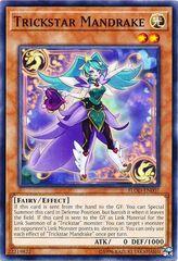 Trickstar Mandrake - FLOD-EN007 - Common - Unlimited Edition