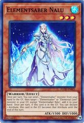 Elementsaber Nalu - FLOD-EN021 - Super Rare - Unlimited Edition
