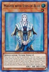 Master with Eyes of Blue - LCKC-EN014 - Ultra Rare - Unlimited Edition