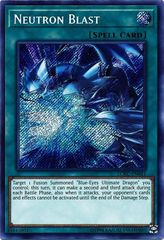 Neutron Blast - LCKC-EN041 - Secret Rare - Unlimited Edition