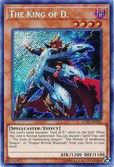 The King of D. - LCKC-EN107 - Secret Rare - Unlimited Edition