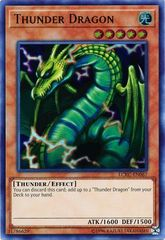 Thunder Dragon - LCKC-EN067 - Ultra Rare - Unlimited Edition