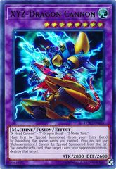 XYZ-Dragon Cannon - LCKC-EN061 - Ultra Rare - Unlimited Edition