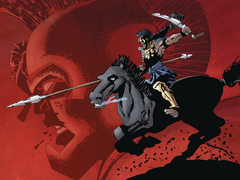 Xerxes: The Fall of the House of Darius #5 (Of 5) (Mature Readers)