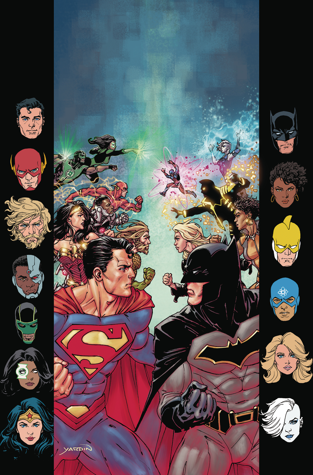 Justice League Tp Vol 07 Justice Lost (JUN180582)