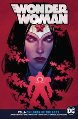 Wonder Woman Tp Vol 06 Children Of The Gods (STL089326)