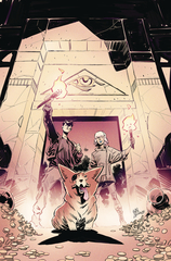 Beyonders #1 (Cover A - St Claire)