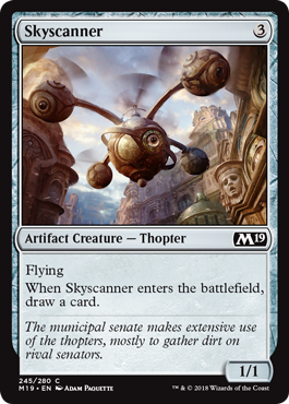 Skyscanner - Foil - Magic The Gathering » Magic Singles