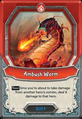 Ambush Worm (Unclaimed)