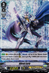 Alfred Early - V-TD01/001EN - Foil - RRR on Channel Fireball