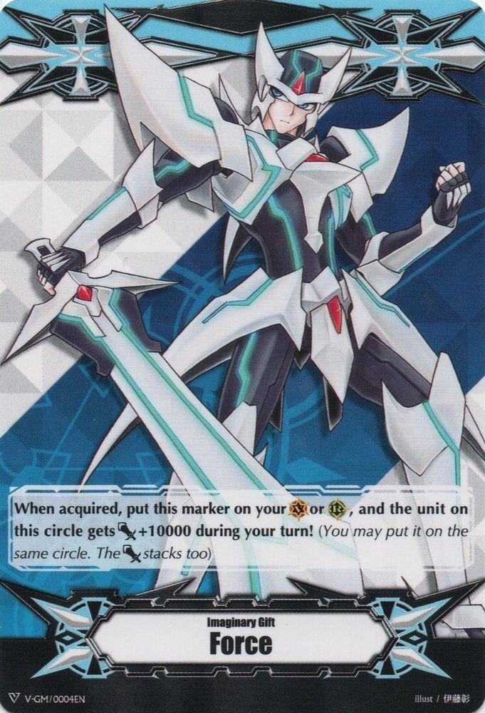Imaginary Gift [Force] (Blaster Blade Art) - V-GM/0004EN - V-TD01 Promo