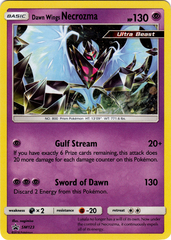 Dawn Wings Necrozma - SM123 - Promo - SM Black Star Promo