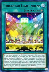 Trickstar Light Arena - FLOD-EN054 - Rare - Unlimited Edition
