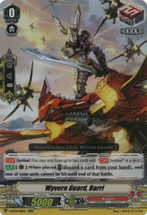 Wyvern Guard, Barri - V-BT01/021EN - RR