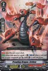 Prowling Dragon, Striken - V-BT01/034EN - R